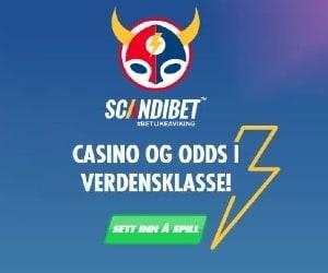 Scandibet-bonus